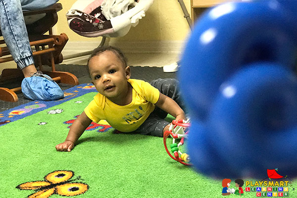 PlaySmart Learning Center - Infants
